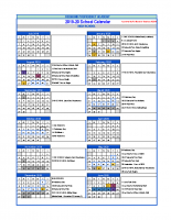 RPA Calendars 2019-20 – RPA HS 19-20